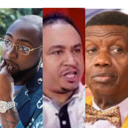 Davido Pastor Adeboye Daddy Freeze