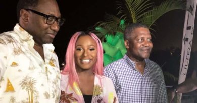 DJ Cuppy Foundation
