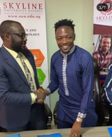 Ahmed Musa to sponsor 100 university students