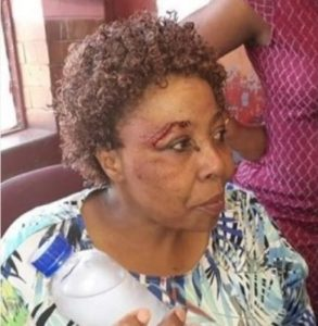 Teacher assaulted by grade 4 student