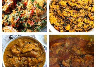 Top 10 Most Expensive Native Nigerian Foods