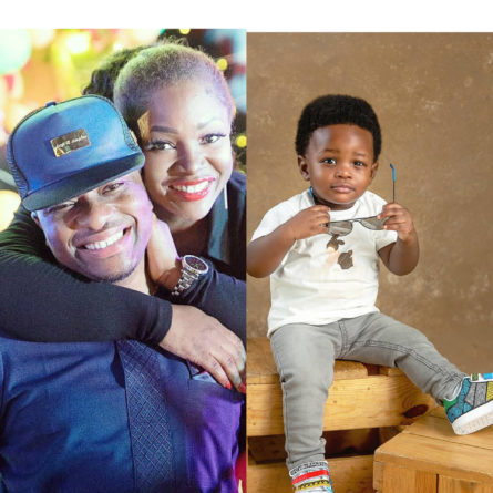 Media Personality, Toolz Shares Adorable Pictures Of Her Child As He Clocks One
