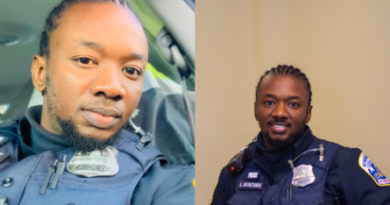 Nigerian Police in the US