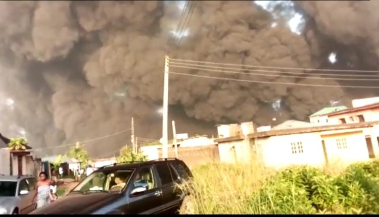 Church members burnt in Lagos pipeline explosion