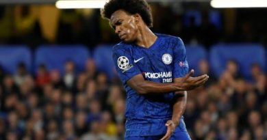 Chelsea disappointing defeat