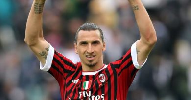 Ibrahimovic Smashes Serie A Record In 3-2  Win Over Udinese