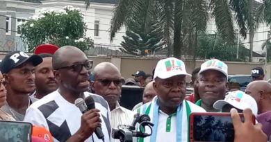 Edo 2020: I Have Not Seen Any Serious Thing Being Done By Obaseki – Ize-Iyamu