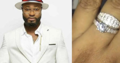 Harrysong proposes to girlfriend Isioma