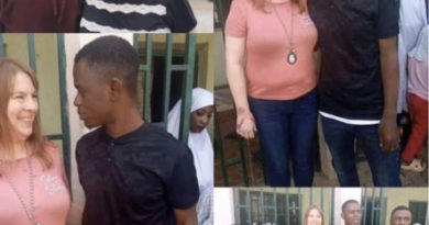 46 year old American mom set to marry 23 year old man in Kano
