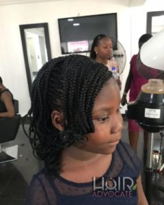 Nigerian hair weaving styles