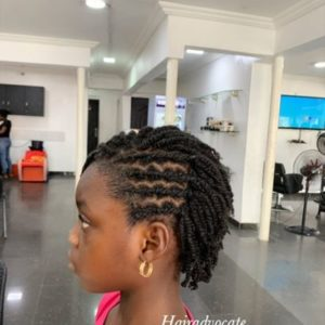 naturalista hairstyle for kids