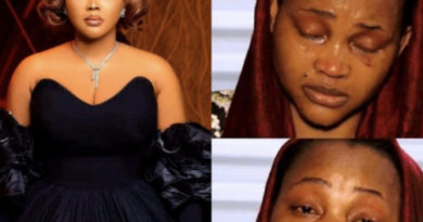 Mercy Aigbe reflects on her abusive past