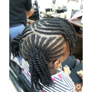 weaving hairstyles for girls