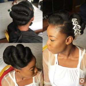 naturalhair up do