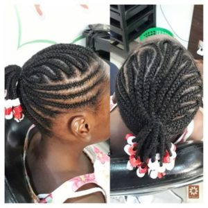 shuku hairstyle for girls