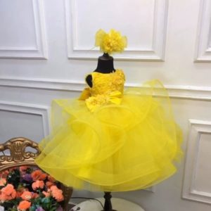 princess gown for kids