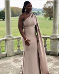 classic chief bridesmaid dress