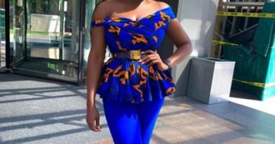 30 Best Ankara Tops To Pair With Jeans This 2020
