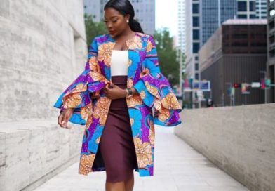 25 Ankara Jackets For Any Occasion This 2020