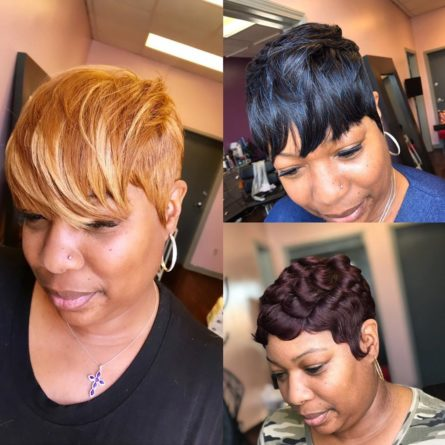 25 Short Weave On Hair Styles To Stand Out In 2020 Allnigeriainfo Allnigeriainfo