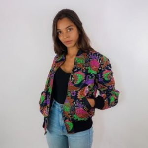 Cool Ankara jacket