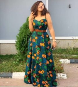 sleeveless ankara