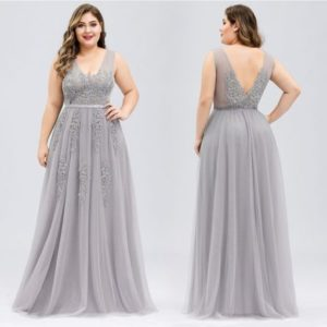 long bridesmaid dress