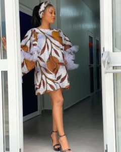 ankara and organza