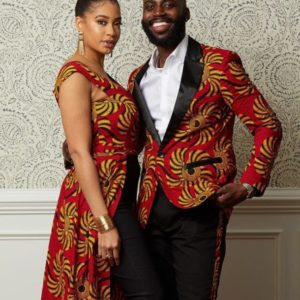Ankara style for couples