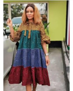 ankara mix and match