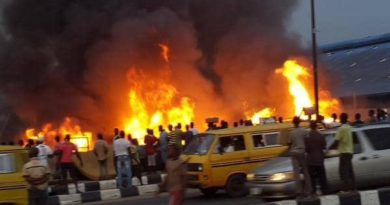 Abule Egba Explosion: Vandals Will Be Shown No Mercy, Sanwo-Olu Blows Hot