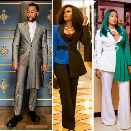 Toyin Lawani Claims John Legend's Fashion Designer Stole Her Design