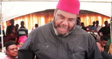 """""""Kneeling To Propose To A Lady Is Madness And Not Accepted In Igbo Tradition"""" – Actor Pete Edochie"""