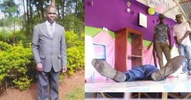 Pastor kills himself after stabbing wife