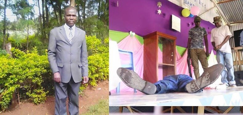 Pastor kills himself after stabbing wife