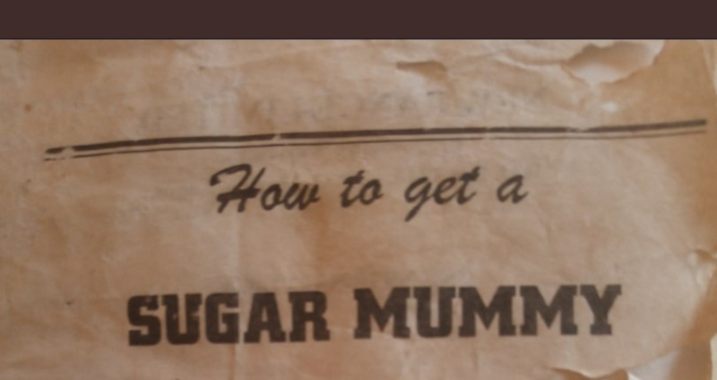 How to get a sugar mummy book