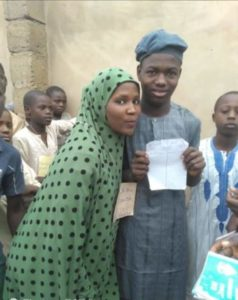 Underage marriage: Villagers Conduct Election To Help Young Girl Choose Between 2 Suitors in Bauchi State
