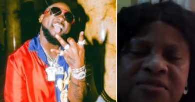 """""""Go and Learn Attitude From Wizkid and Kizz Daniel"""" – Mom of Journalist Allegedly Assaulted by Davido Speaks (Video)"""