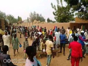 Villagers Conduct Election To Help Young Girl Choose Between 2 Suitors in Bauchi State