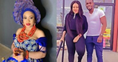 Nkechi Blessing replies BBNaija's Nina