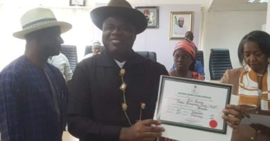 Duoye Diri Remains The Duly Elected Bayelsa Governor, Supreme Court Rules