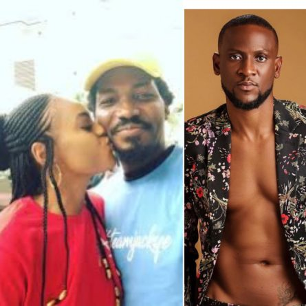 Jackye, Boyfriend and Omashola