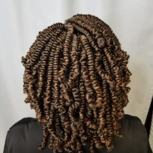 crochet kinky twists