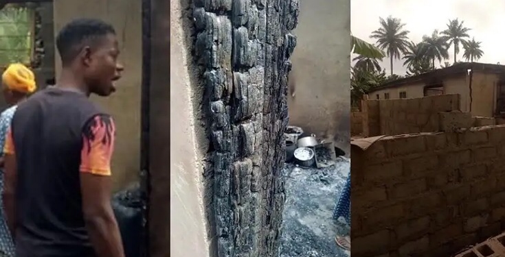 Wife sets husband's house ablaze for marrying another wife