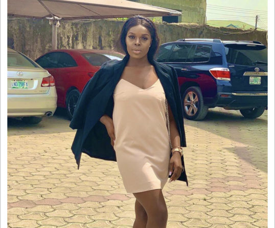 Nigerian Lady, Stephanie Cries Out After Job Interview Got Canceled Due To Her Gender (Photo)