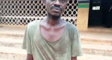 Man butchers 50-year-old neighbor to death over phone in Ogun (photo)