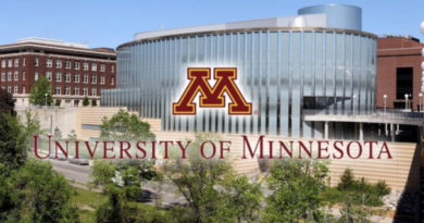 University of Minnesota George Floyd