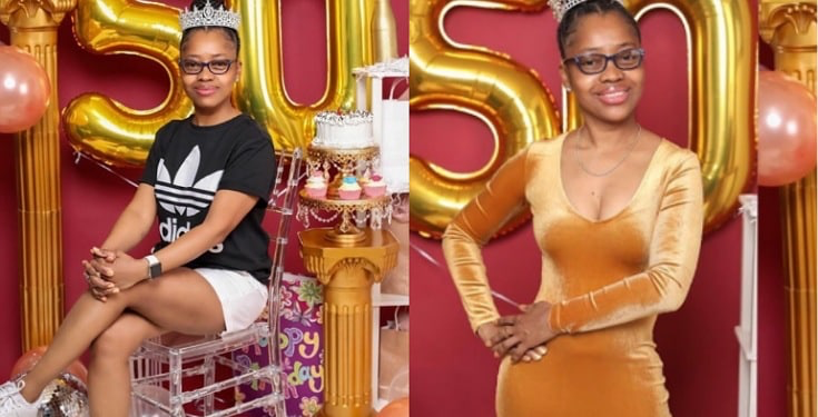 50-Year-Old Woman Stuns Social Media With Her Birthday Photos