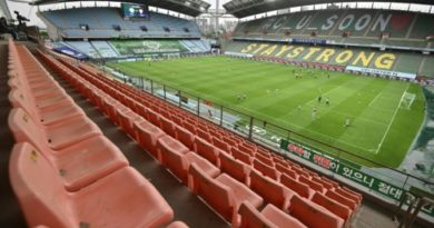 POST-COVID-19: See How Stadiums Now Look [Photos]