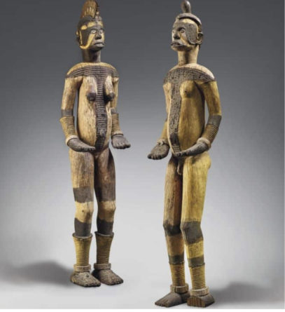 Igbo statues 'stolen' during Nigerian Civil War sold for N85.6 Million by British auctioneer